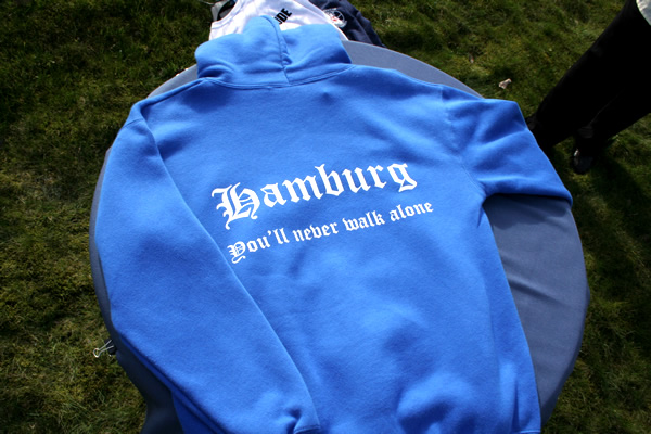 Hamburg Fan Pulli